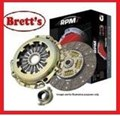 R2333NHD RPM ORGANIC LEVEL 1 CLUTCH KIT Toyota Hiace incl Commuter Bus KDH201 11/2006- 3L 3.0 Ltr TDI 5 Speed 1KD-FTV KDH221 KDH223 11/2006- 3L 3.0 Ltr TDI 5 Speed 1KD-FTV Prado KZJ120 03/2003- FREE SHIPPING*   R2333N R2333 RPM2333 RPM2333N