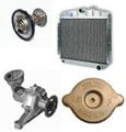 FSR 1996-2003 COOLING ISUZU TRUCK PARTS