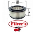 A337J AIR FILTER A337 MITSUBISHI Minicab  MD604991» Mitsubishi Minica  H11A  LNJT TURBO,5FM/T  1983-11-01 — 1986-12-03  Japan, 550/2CYL/2WD(SEDAN)<84-88M>