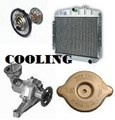 FK415 COOLING MITSUBISHI FUSO TRUCK PARTS