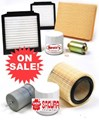 FILTER KITS DAIHATSU DELTA TRUCK PARTS
