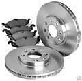 DISC PADS & ROTORS FOR TOYOTA DYNA & COASTER