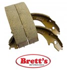 FN3348 BRAKE SHOE SET OF 2 OR 4 SHOES NiBK JNBK REAR FOR MAZDA E2500 Nov 96~Dec 98    2.5 L    SDY    WL    Body:Van  MAZDA Eunos Cargo Rear Axle Brake    Jan 90~Aug 93    1.5 L    SS58VE    D5 Nov 89~Aug 93    2.0 L    SSF8VE    RF