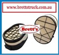 A0916 AIR FILTER MITSUBISHI FUSO GREAT P636989 Obround PowerCore Primary Mitsubishi Fuso Heavy Duty models; FP54S 2011 - Onwards FS52J 2011 - Onwards FV51S 2011 - Onwards