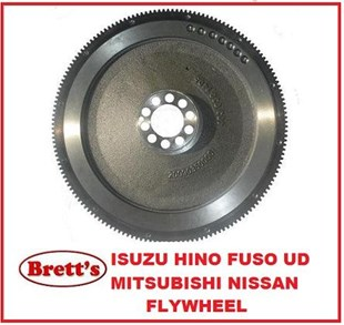 """10985.036 FLYWHEEL 15"""" FM657 1995- 6D16 TURBO 6D16T ME072585 MITSUBISHI FUSO TRUCK PARTS WITH RINGGEAR RING GEAR FLY WHEEL FLYWHEEL FK617  FIGHTER    6D16-2AT7 TURBO    FM657    6D16-1AT2  7 FM657 FIGHTER   FM677 FIGHTER"""