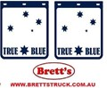 MUD9005 PAIR SET OF 2 TRUE BLUE AUSTRALIAN 10