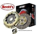 RPM1439N  RPM1439 CLUTCH KIT RPM PBR Ci MAZDA RX7 FD Series 6 FD3S Series 7 FD3S FD Series 8 FD3S 2 cyl 1.3 13BREW Twin Turbo Petrol EFI 1991-2002   a stronger more capable clutch  upgraded  FREE SHIPPING* MZK-6648HD R847HD 236-847HD R1439 R1439N