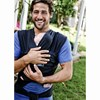Hug A Bub Organic Pocket Wrap Carrier - Black/Black