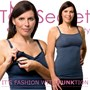 Sahara Nursing Tank Top - Made in Australia