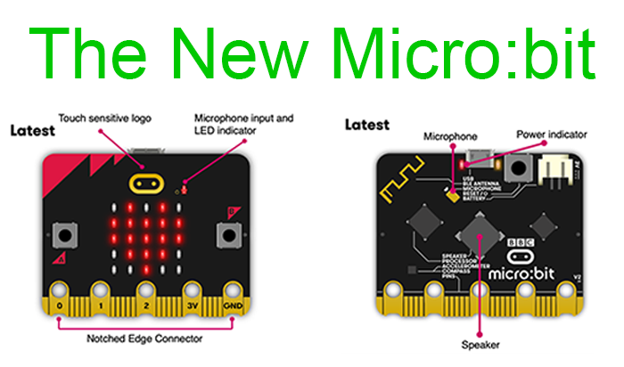 Announcing the New Micro:bit