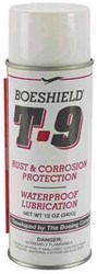 Boeshield T-9 Rust & Corrosion Waterproof Lubrication 12oz