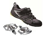 Shimano CT70 + PD-A530 | Cycling Commuter Shoe & Pedal Combo
