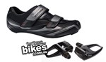 Shimano R064 + R540 | Road Shoe & Pedal Combo