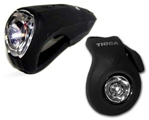 Tioga ET/X-Tech USB Rechargeable Light Pack