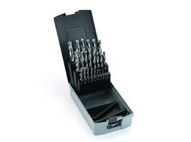 25 piece Metric Brad Point Drill Bit Set - WoodRiver®