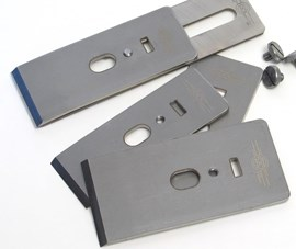 """Hock Blade 50.8mm 2"""" (suits #3 & #5 ) O1 High Carbon Plane Blade"""