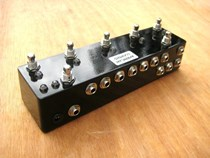 5CH Programmable True Bypass Looper With Master Bypass - Five Loops