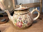Lovely Old Vintage English Arthur Wood Porcelain Teapot