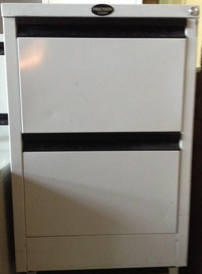 precision filing cabinet 2 draw second office furniture store office furnitures