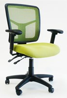 CBD - Mesh Kimberly  Office Chair - 5 colours No Ams[Arms $50.00 Pr]