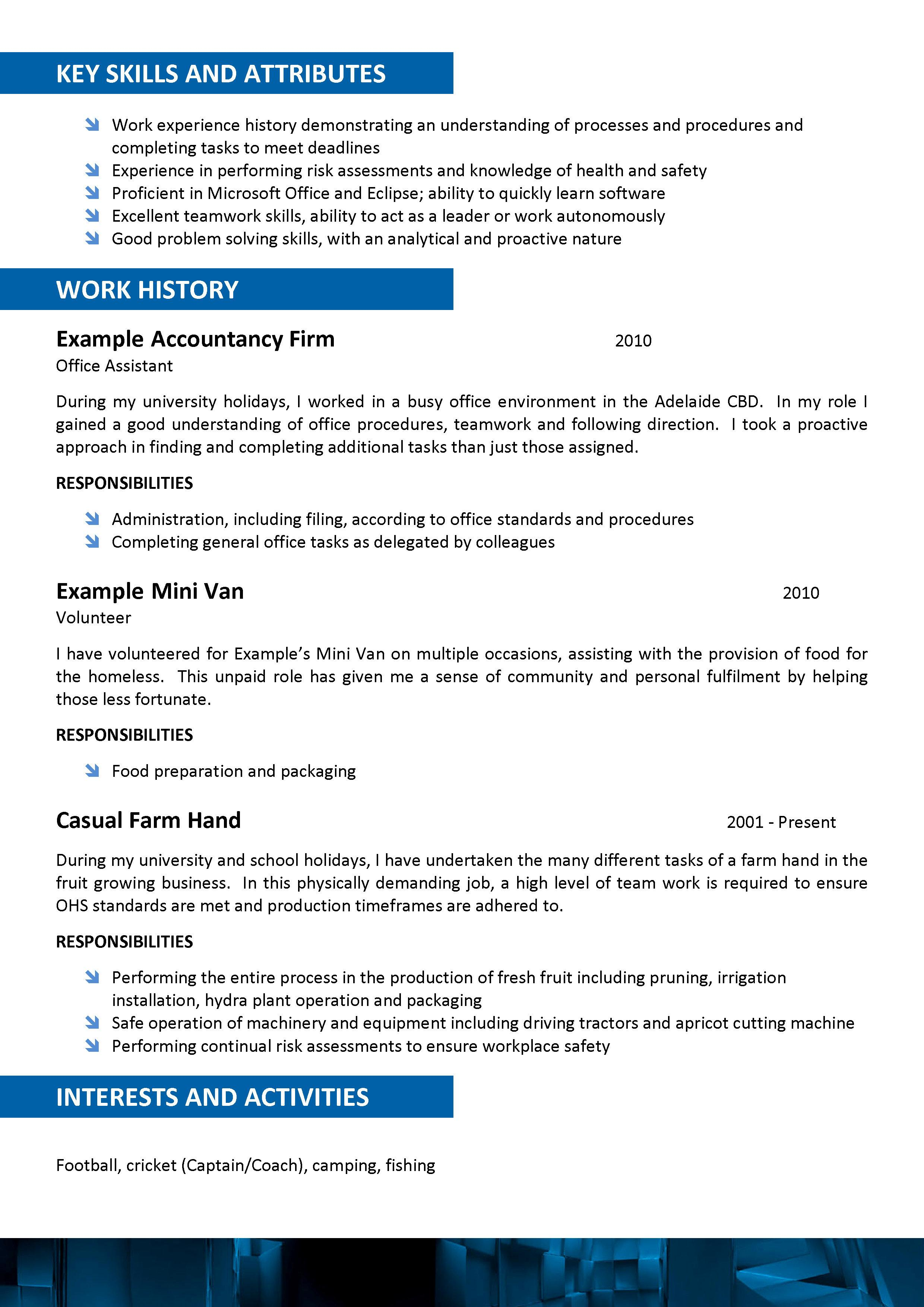 We can help with professional resume writing, resume templates ...