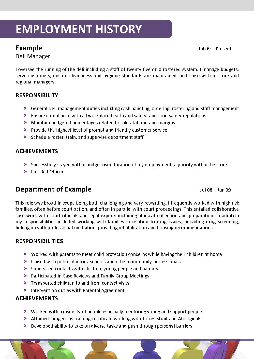 social worker resume template 139