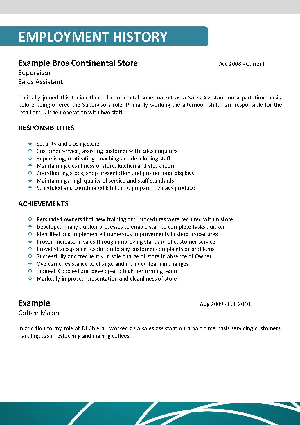 We can help with professional resume writing