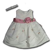 Princess Floralicious 2 piece Dress - Baby Girls Clothes