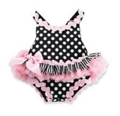 Tutu Ruffle Girl Dress - Baby Girls Clothes