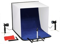 Extra Large Photo Studio Box Portable Web Light Kit for Phtography