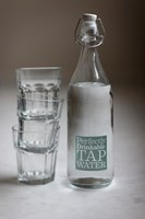 Tap Water Bottle - SECONDS