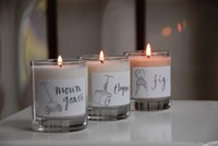 Votive Candles from England