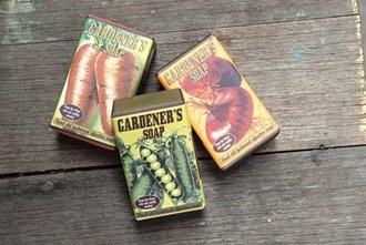 Gardeners Soap made in England
