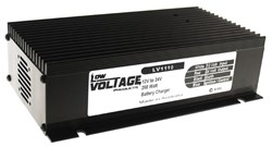 LV1110 - Electronic Battery Charger 12/24V