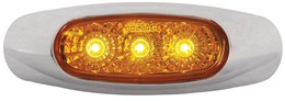 LV0280 - LED Amber Side Marker Lamp