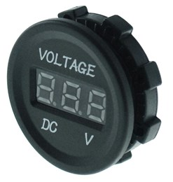 LV1762 - Digital Voltmeter