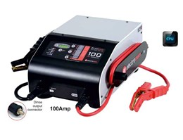 LVFM100 Battery Charger 12V, 100 Amp