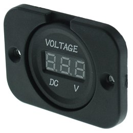 LV1767 - Flush Mount Voltmeter