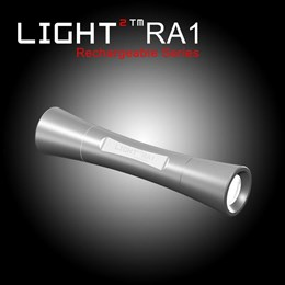 LVRA1 - Light 2 Series Rechargeable LED Torch