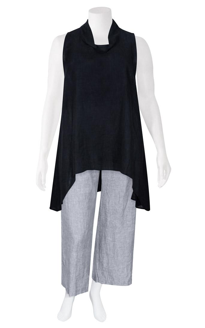 MISSY Linen Clothing - Shop our selection of tops and blouses at Vivid Linen. Let's Enjoy Today.