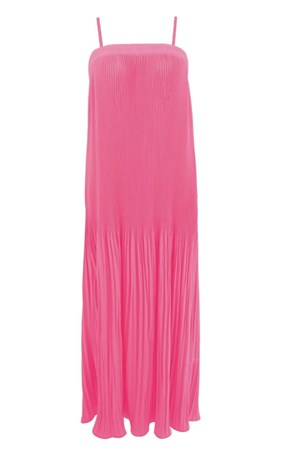 SALE - Cooper by Trelise Cooper - pink pleating love dress