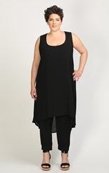 SALE - Jacki Peters - emily swing back tunic dress