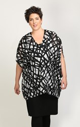 Ginger - straight lines top