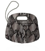 SALE - Magnes Sisters - desert snake dry martini bag - final clearance
