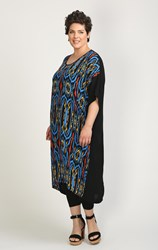 SALE - Jacki Peters - blues edvard dress