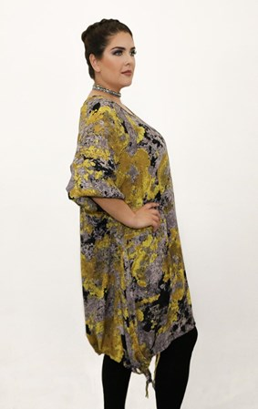 SALE - Ginger - lucidity tunic dress - final clearance