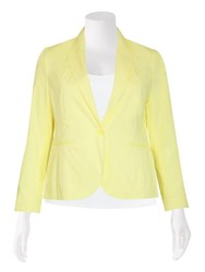 FINAL SALE - Olsen  - sunny days blazer