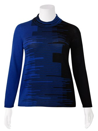 FINAL SALE - Optimum - fall in line jumper