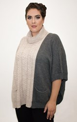 SALE - Optimum - monterey poncho - final clearance