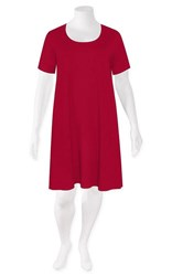 SALE - Weyre - cherry tee dress